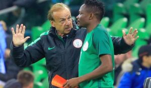 Rohr forced to reveal Musa will not play in qualifiers after inviting skipper who has not played since Oct