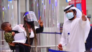 Ban on Nigerian flights to Dubai remain in place until March 20 as spat over Covid-19 rages