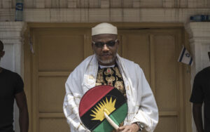 Nnamdi Kanu warns that ESN will make any governor or monarch who gives herdsmen land pay with their lives
