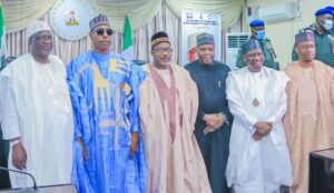 Northeast governors agree to establish regional security network similar to Amotekun