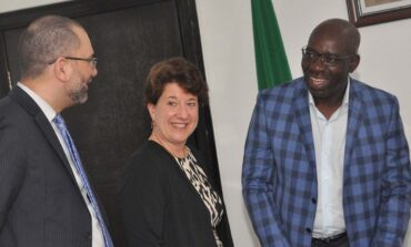 Governor Obaseki asks Germany to return precious Benin artefacts for Edo Museum of West African Art