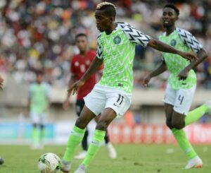 Onyekuru called up as a replacement for injured Samuel Kalu ahead of Nation Cup qualifiers