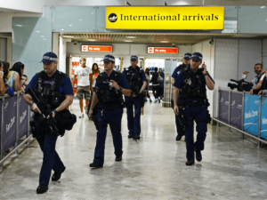 Nigerians diasporans face being arrested for travelling out of the UK without proper reason