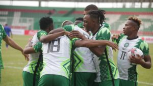 Super Eagles seal qualification for African Nations Cup with late winner in Porto Novo