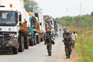Food movements resumes between northern and southern Nigeria after soldiers force Jebba road open