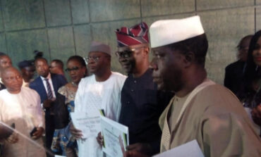 Southern senators forum pledges to work for the unity and sanctity of Nigeria despite current challenges