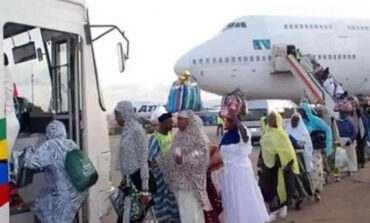 Another batch of stranded Nigerians arrive from Saudi Arabia this morning with 359 landing in Abuja