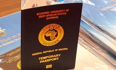 Aregbesola unveils Nigerian Temporary Passport for those who need to engage in emergency travel