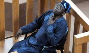 EFCC steps up investigation of Tinubu by asking for CCB for his asset declaration form