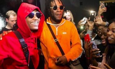 Burna Boy and Wizkid enters the history books by emerging winners at global Grammy Awards