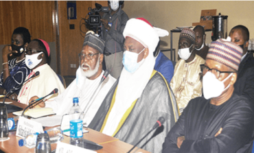 Abdusalam Abubakar says there are up to 6m illegal weapons in Nigeria spurring the current violence