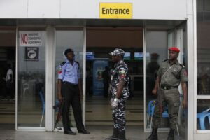 Aviation authorities beef up security across Nigerian airports in the run-up to Easter