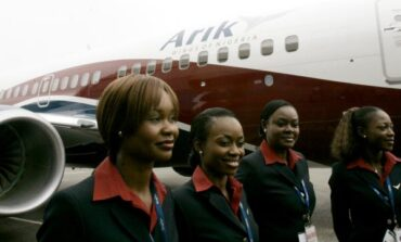 Arik Air voted airline of the decade despite its recent woes by African Travellers Magazine