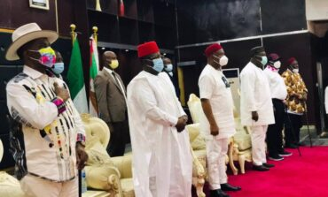 Southeast governors warn Ipob and ESN to steeer clear of Ebubeagu or face dire consequences