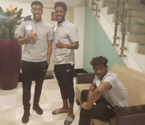 Ebere Eze indicates that he may make the Fifa switch and opt for the Super Eagles
