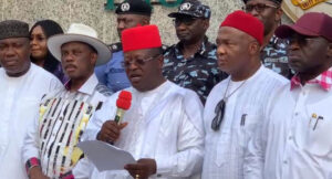 World Igbo Congress joins condemnation of Ebubeagu calling it federal government tool