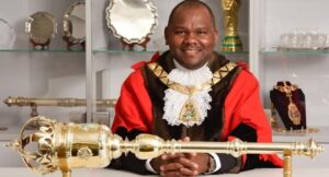 Mayor of Brent Ernest Ezeajughi bows out of office gracefully after serving two terms