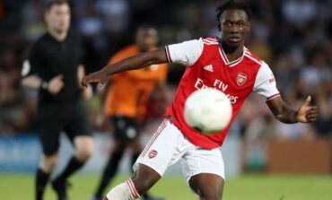 Folarin Balogun signs long term contract extension with Arsenal keeping him at the Emirates