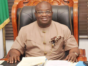 Ikpeazu accuses Ipob of placing a fatwa on him and several other southeast governors