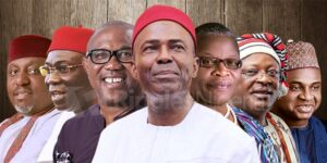 APC denies adopting a zoning plan that offers the 2023 presidential ticket to the south