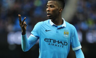 Kelechi Iheanacho rules out returning to Man City saying he is enjoying his football at Leicester