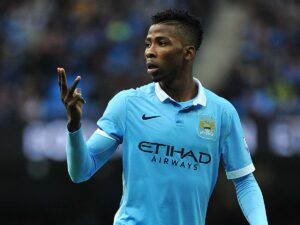 Manchester City fans want Guardiola to exercise buy-back and get Iheanacho to replace Aguero