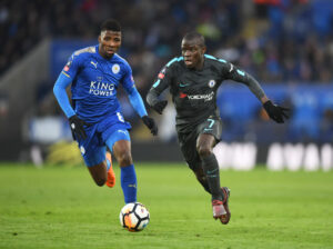 Chelsea manager Thomas Tuchel joins the list of those eyeing Leicester's Kelechi Iheanacho
