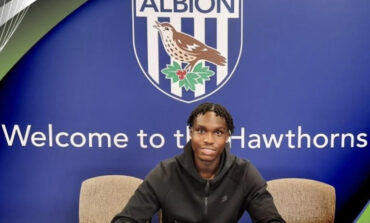 Premier League clubs keep tabs on West Brom's Nigerian born centreback Kevin Joshua