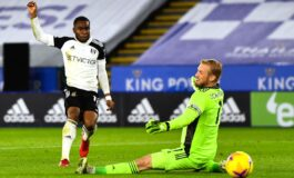 Leicester City plan to swoop for Ademola Lookman in the summer of Fulham get relegated