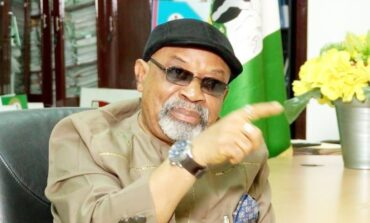 Labour minister Chris Ngige threatens striking resident doctors with no work no pay