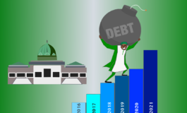 Debt Management Office concedes that Nigeria is sitting on a time bomb with high borrowing levels