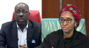 Finance minister Zainab Ahmed denies government printed N60bn to help fund budgetary allocation