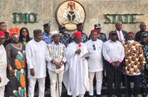 South East Governors Forum launches regional security outfit known as Ebube Agu