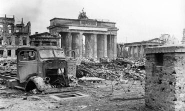 On May 2 1945, the Red Army's guns fell silent outside the German Chancellery bringing about an end to World War Two. I want Nigerians to look at how Germany miraculously rebuilt itself from total ruins within a decade and seek to do likewise
