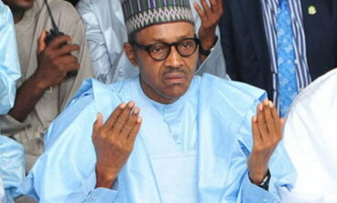 Buhari uses his Eid Mubarak message to appeal to Nigerians for patience over the growing insecurity