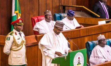 Buhari writes to National Assembly asking for authorisation to borrow another $6bn