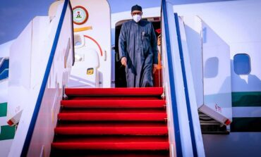 Buhari expected to fly to Paris for another meeting with his medical doctors over the coming week