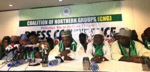 Coalition of Northern Groups asks all herdsmen to relocate saying Asaba declaration was unfair