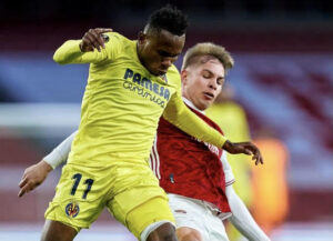 Three more English clubs step up pursuit of Super Eagles winger Samuel Chukwueze