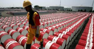 Nigeria enjoys slight boost as crude prices climb to $70 a barrel but the fear of expensive petrol imports loom