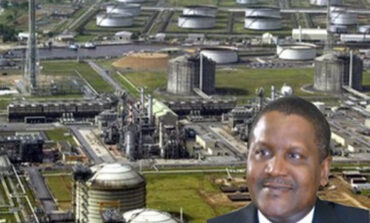 NNPC starts negotiations with Dangote Group about buying a 20% stake in its Lekki refinery