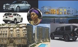 EFCC chairman laments the fact he is not able to prosecute Diezani after seizing 80 houses from her