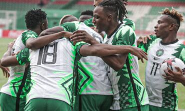NFF lines up Super Eagles friendlies against Cameroon and Senegal in Austria next month