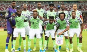 Rohr calls up two debutants and sticks to Ahmed Musa as he names provisional squad for Cameroon friendly