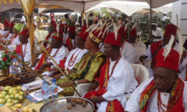 Ohaneze Ndigbo calls for the impeachment of Ahmad Lawan over his opposition to restructuring