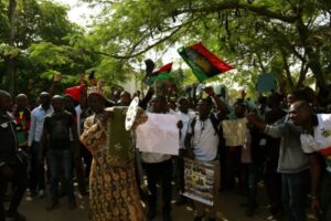 Ipob declares May 31 as Biafra day during which a sit-at-home protest will take place