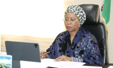 Trade and industry minister Katagum challenges banks to start issuing single digit loans