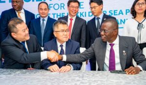 Lagos State government secures $629m loan from China to finance completion of Lekki port