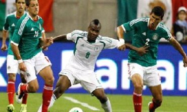 Super Eagles to play friendly against Mexico's El Tri in Los Angeles on July 3