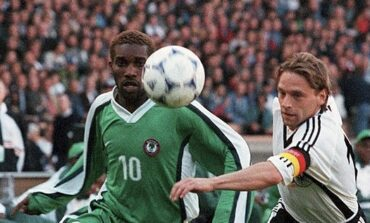 NFF opens talks with Germany about June friendly between the Super Eagles and Die Mannschaft